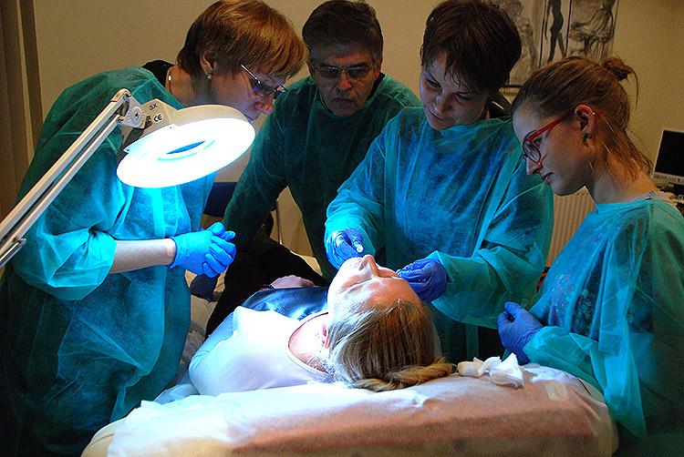 szkolenie i kurs kosmetologów