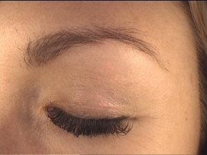 makijaż permanentny usuwanie - po